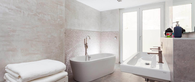 Maisonette Bathrooms 1