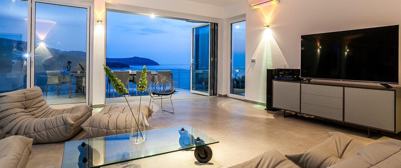 Style And Sea Luxus Strandvilla In Kroatien